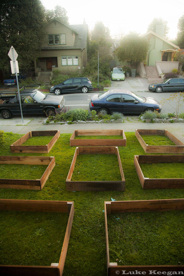 His Neighbors Saw These Boxes On His Lawn… 60 Days Later, He Finished Building THIS