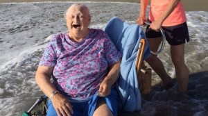 Terminally Ill Grandmother Gets Her Last Wish Granted… And It's Shockingly Beautiful