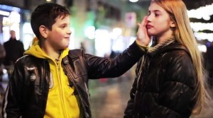 Boys Aged 7 To 11 Were Asked To Slap A Girl. Their Reactions Will Amaze You.