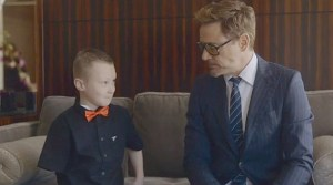 Watch Tony Stark Make This Boy A Real-life Superhero By Giving Him A Bionic Arm