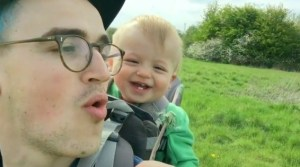 This Baby's Reaction To Seeing A Dandelion For The First Time Is The Cutest Thing You Will Ever See