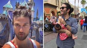 """""""Man Buns Of Disneyland"""" Instagram Is The Most Magical Thing Ever"""