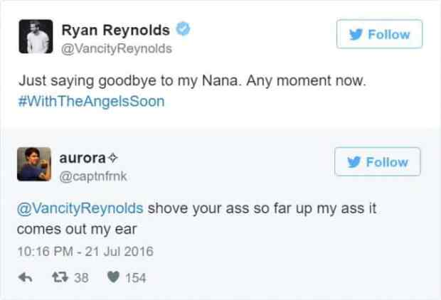 57bd1bc56fcec - Ryan Reynolds' Ãœber Polite Responses To Horny Fan Tweets Are The Funniest Thing Ever
