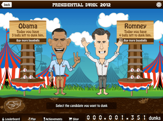 Presidential Dunk