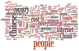 MSc Wordle eLearning, Politics and Society Unit