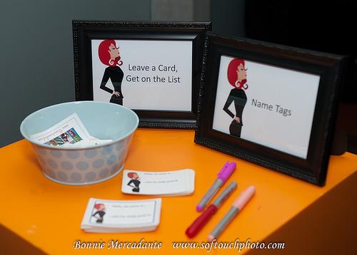 Women's Business Social 082