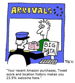 Cartoon: Big Data