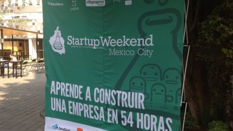Startup Weekend Mexico City