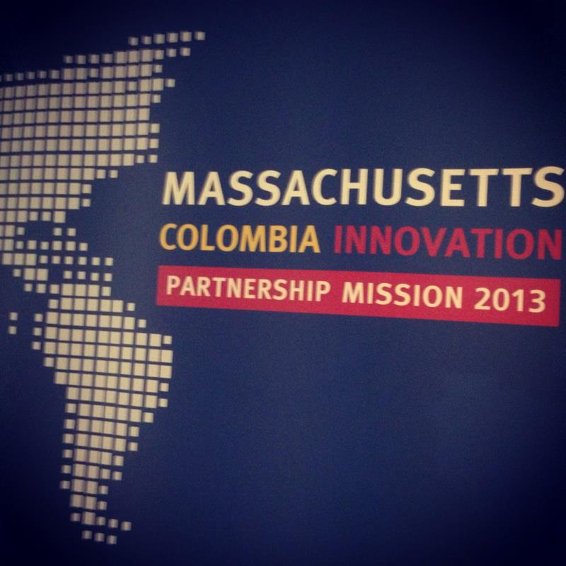 Massachusetts Colombia Innovation Partnership 2013