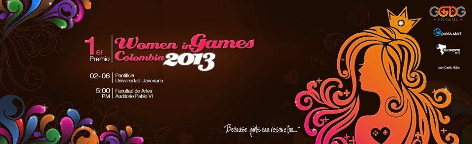 Women in Games Colombia 2013