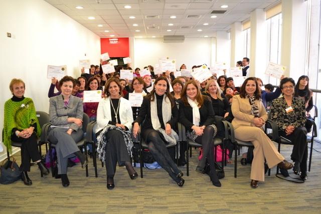 Escuelas de Emprendimiento Femenino 2013
