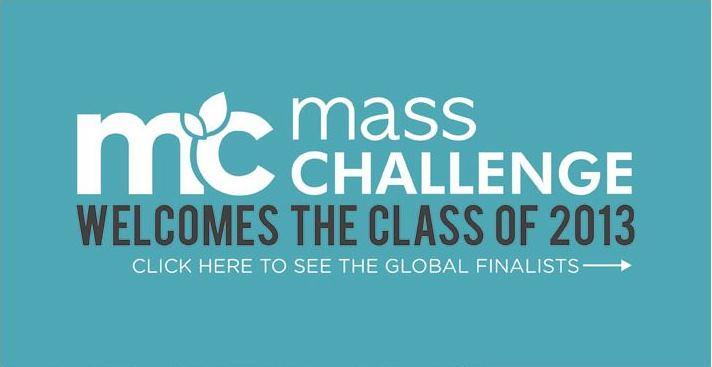 Mass Challenge Finalists 2013