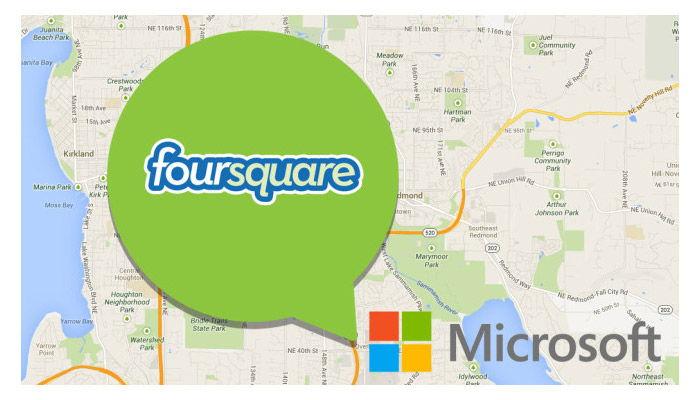 microsoft-foursquare
