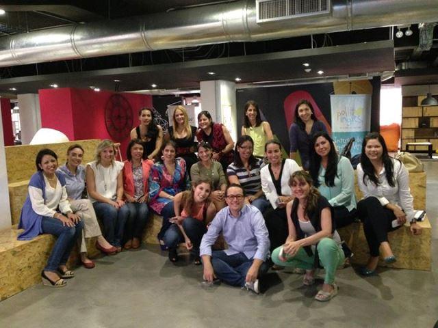 Ellas Conectan Global Caracas