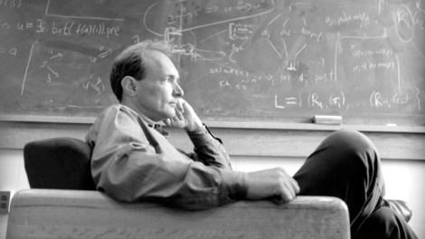 Tim Berners-Lee, inventor of the internet