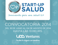 Startup Salud 2014