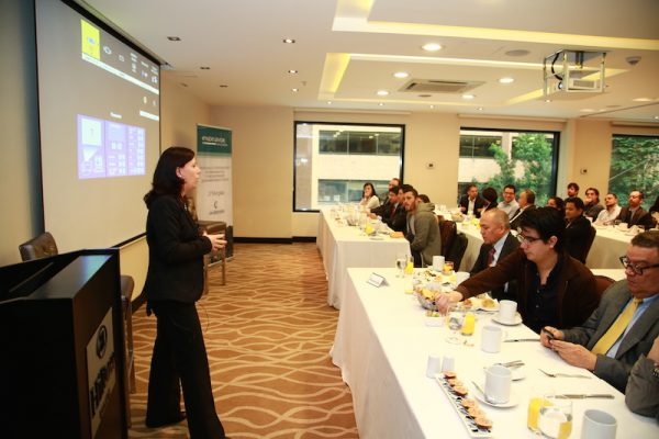 Adriana Suárez Directora Ejecutiva Endeavor Colombia