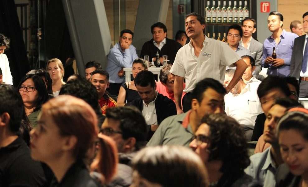 Tech Meetup: How to scale your tech startup