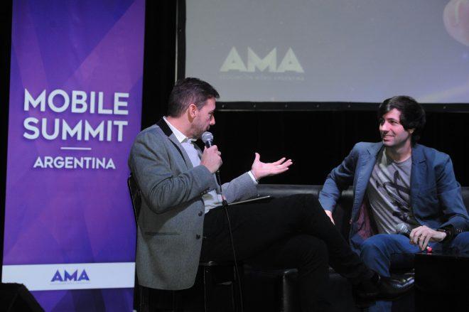 Exequiel Arriola y Martín Mazza - UBER