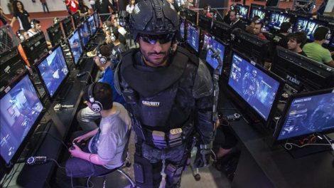 Realidad virtual - Brasil Game Show