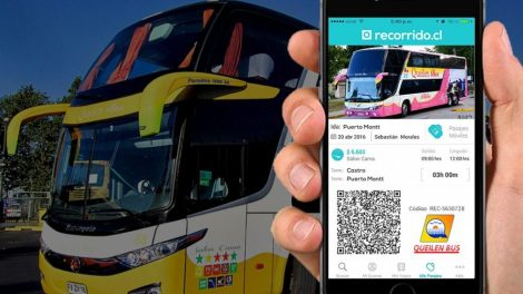 Recorrido.cl - pasajes de bus