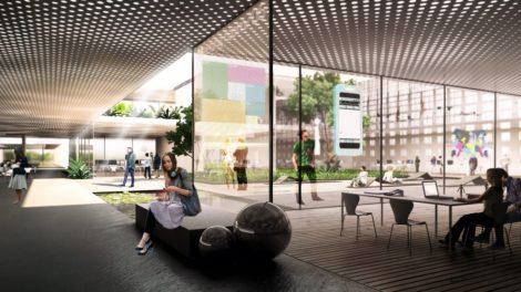 Ciudad Creativa Digital de Guadalajara (CCDG)