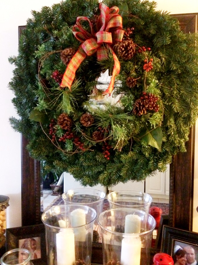 big wreath
