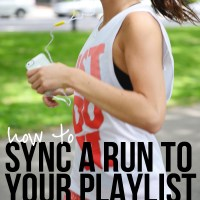 The Weird Way I Use Music to Get through Difficult Runs