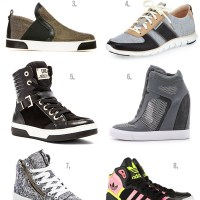 Kicks I'm Coveting: Sneaker Roundup