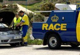 Asistencia en carretera RACE - PUNTA TACÓN TV