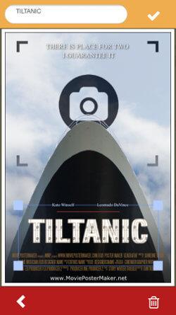 como hacer un afiche en android