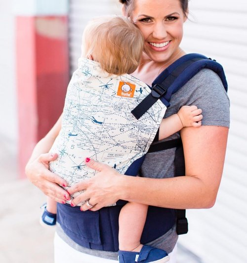 Medium Of Tula Baby Carriers