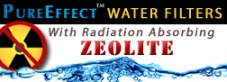Anti-Radiation Water Filters