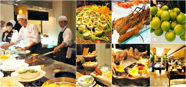 buffet Collage