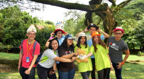 """RUN TO GIVE 2015"" – STARWOOD HOTELS & RESORTS IN MALAYSIA JOIN HANDS FOR WORTHY CAUSES"