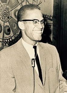 February 21 –  In 1965, former Black Muslim leader Malcolm X was shot and killed…