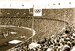 August 1 – In 1936, the Olympic games opened in Berlin…