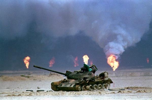 January 16 –  In 1991, the White House announced the start of Operation Desert Storm…