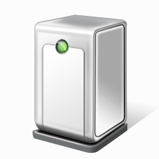 Windows 7 devices icon
