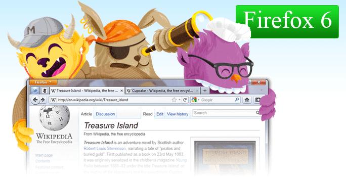 Download Firefox 6