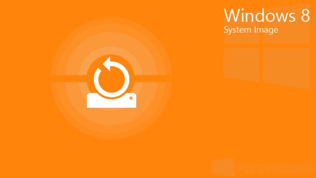 Configure Windows 8 system image