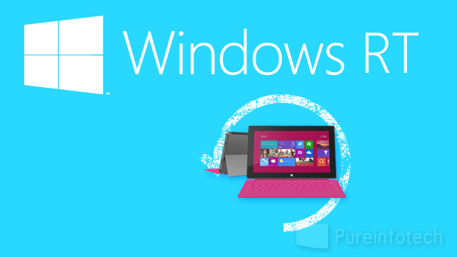 Backup Windows RT Surface