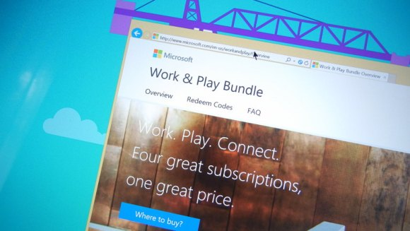 Microsoft Work and Play bundle