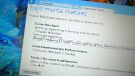 Internet Explorer Trident Edge 12 Windows 10