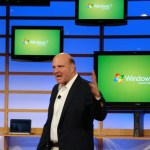 Windows 7 launch with Steve Ballmer