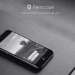 Periscope in this week Tech Recap