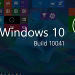 Windows 10 10041 download