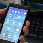 Windows 10 for phones build 10051
