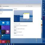 Windows 10 transparency
