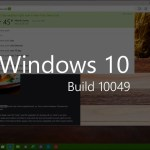 Windows 10 build 10049